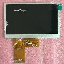 4,3 дюймов 40PIN на тонкопленочных транзисторах на тонкоплёночных транзисторах ЖК-дисплей общий Экран(без прикосновения/Touch) 480(RGB)* 272 цветная(RGB) Интерфейс