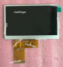 4.3 inch 40PIN TFT LCD Common Screen (No Touch/Touch) 480(RGB)*272 RGB Interface