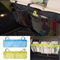 Hot Car Banco Traseiro Tidy Organizador Viagem Auto Storage Multi-Bolso Saco Pendurado Titular Acessórios Interiores
