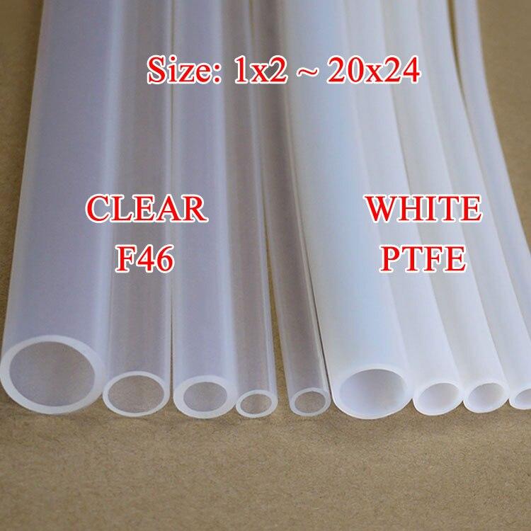 Aliexpress.com : Buy 4x5 Teflon Tubing Pipe ID 4mm OD 5mm Brand New ...