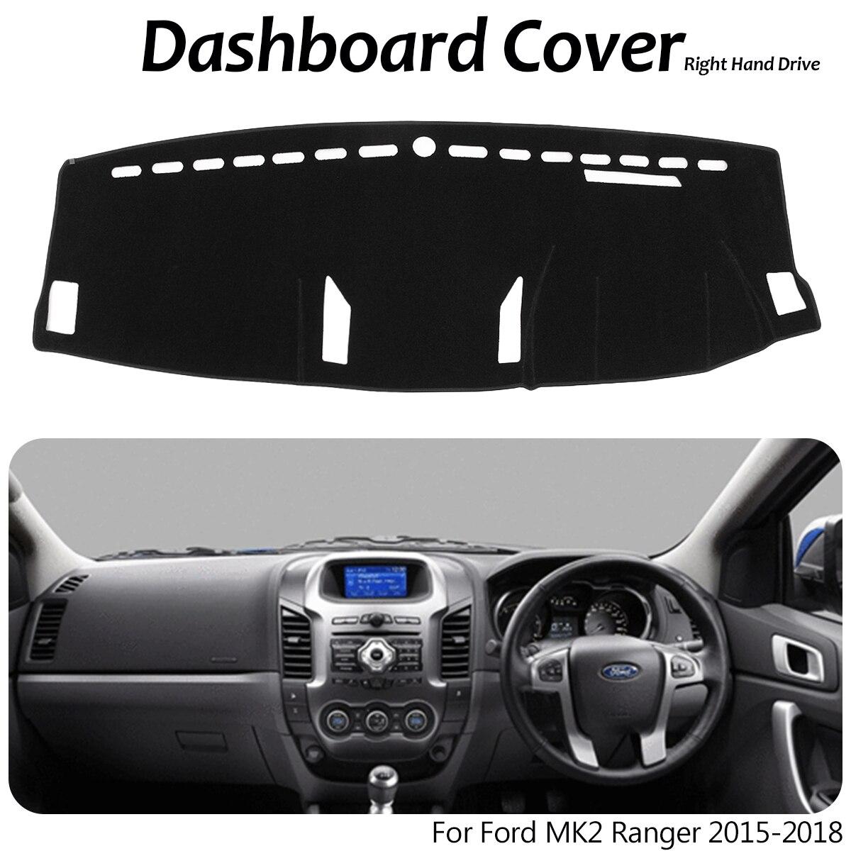 Auto Dashmat Car Carpet Dash Mat For Ford Ranger Px Xlt