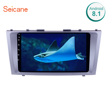 Seicane 2din Android 8.1 9 inch Car Radio For TOYOTA CAMRY 2007 2008 2009 2010 2011 WIFI GPS Multimedia Player Stereo Head Unit