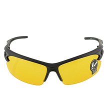 Protective Sunglasses Night Driving Glasses UV Goggles Bicycle Sports