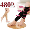 New Burn Fat Varicose Veins Compression Sleeve Socks Man &Women Thin Leg  Calves Shaper Stovepipe Socks