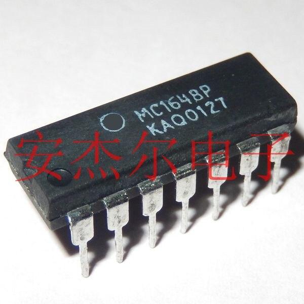 10pcs/lot MC1648P MC1648 DIP-14 In Stock