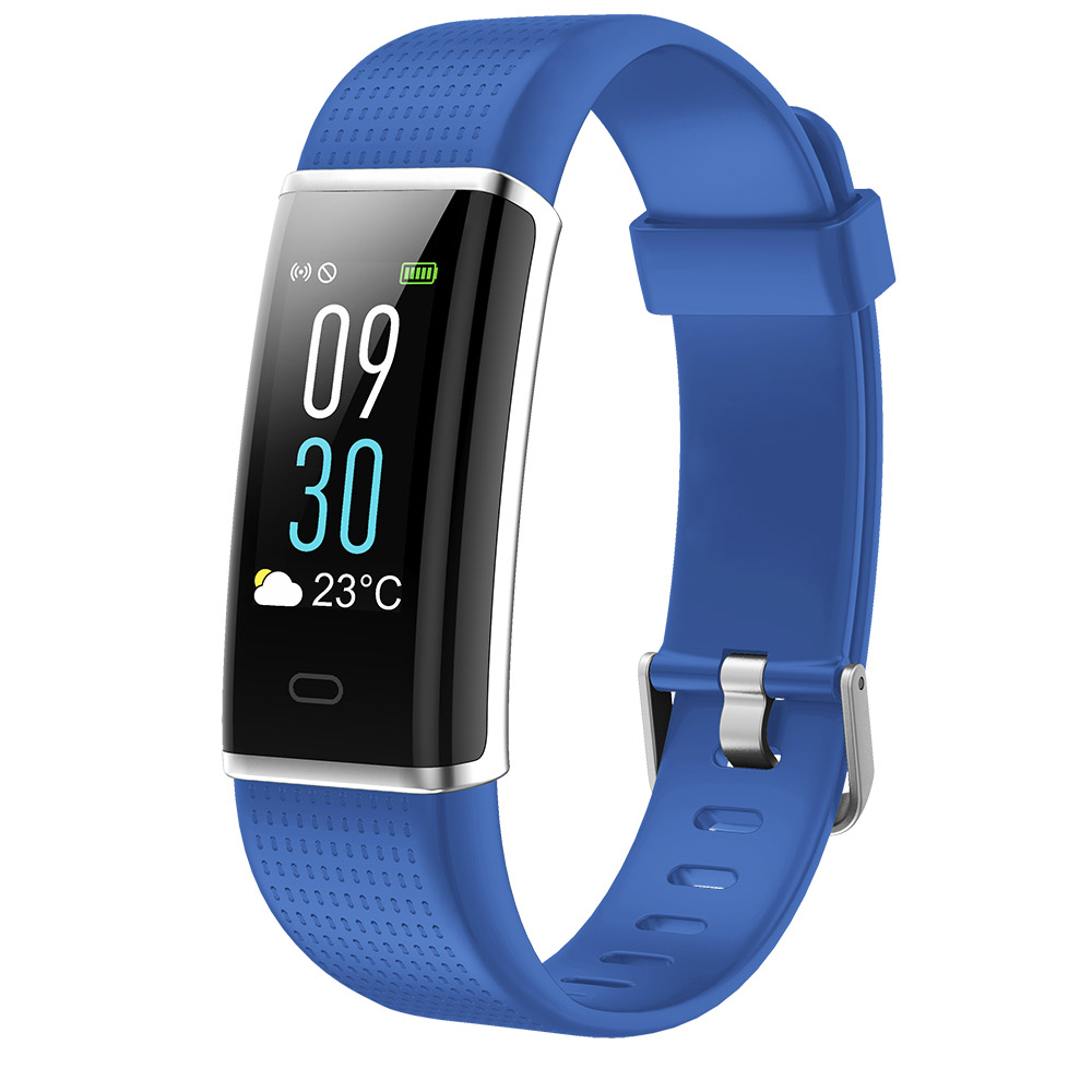 ID129 Plus Color Display Smart Wristband Band Sports Bracelet Heart Rate Activity Fitness Tracker for IOS Android PK Mi Band 2 - 3
