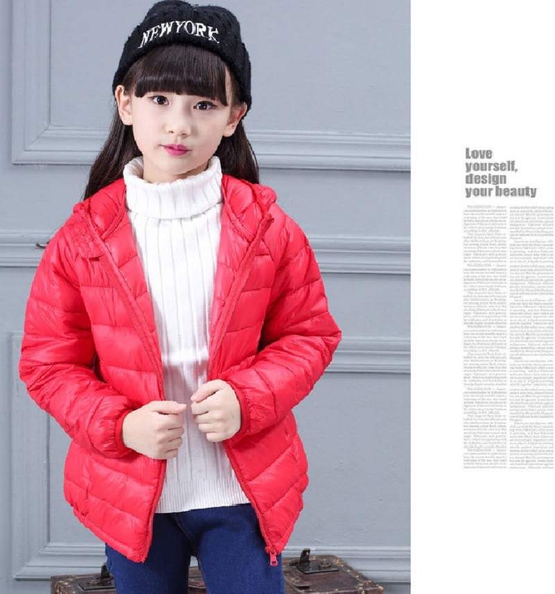 girls jacket winter