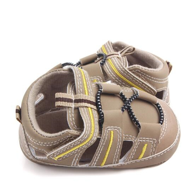 Best Quality Summer Baby Shoes First Walkers Antislip For Infants Boy Girls Crib Shoes
