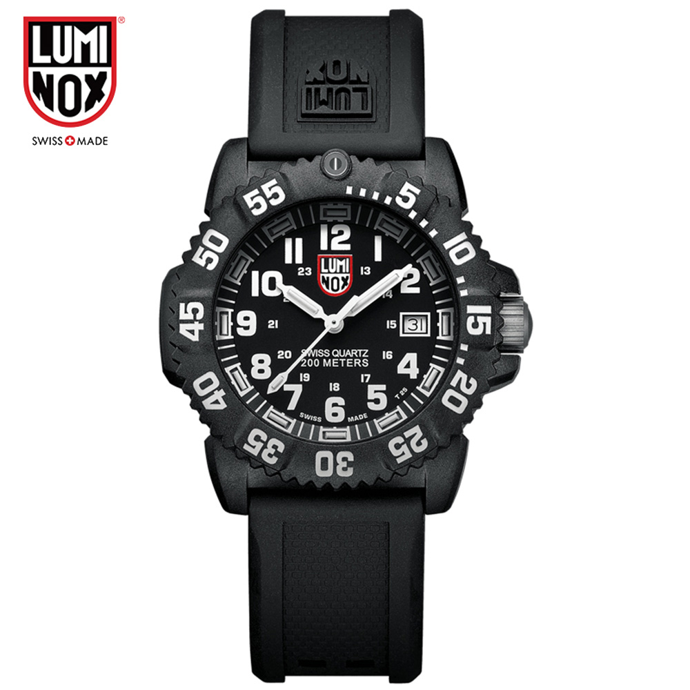 Luminox Made in Switzerland A.7051 XS.7051 A.7051.BO XS.7051.BO A.7057.WO XS.7057.WO The ocean's series of quartz luminox a 8841 km set xl 8841 km set the land series of quartz