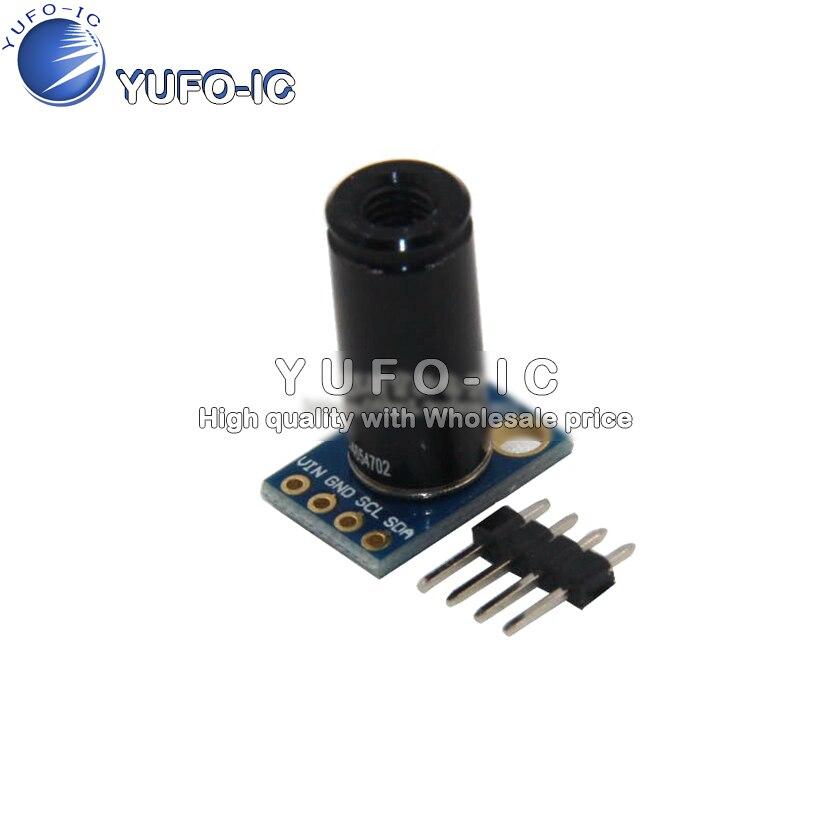 Module de capteur de température infrarouge longue distance GY-MLX90614-DCI, petit angle, haute précision