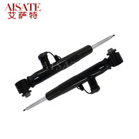 2PCS Rear Shock Absorber for Audi A6 C6 4F Allroad Avant With ADS Suspension Pneumatic Air Strut 4F0616031K 4F0616032K|Shock Absorber& Struts| |  -