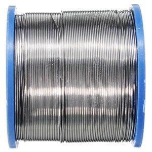 Image 4 - Rolo de solda 400 60/40mm do núcleo da resina do fio do fluxo da solda da ligação da lata 0.6g 1.2