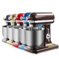 220V Multifunctional Electric Dough Mixer 7L Full Automatic Commercial Egg Milk Beater Machine Food Mixer EU