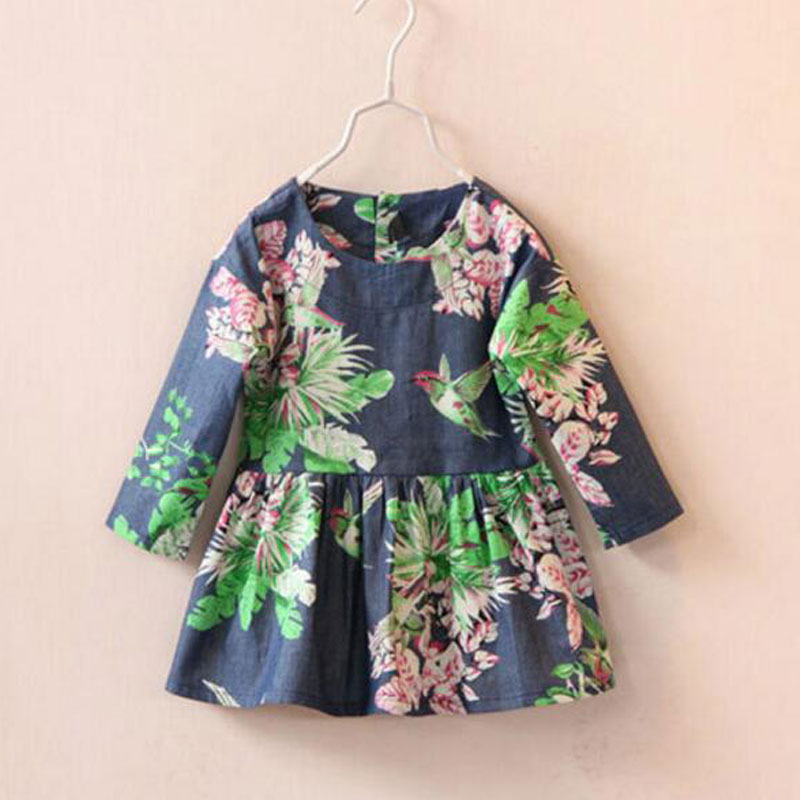 Подробнее о casual dress girls 2016 summer baby denim pattern kids party dresses for girl brand clothing clothes Princess New toddler kids 2017 new spring girls princess dress brand toddler dress baby girl clothes children party dresses 10 years old kids clothing red
