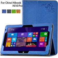 Leather Stand Flip Case For Chuwi Hibook Hi10 Pro Magnet Anti Knock Cover Protective Cases Tablet