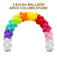 1Set DIY DIY Balloon Arch Frame Column Water Base Stand Kit Wedding Birthday Party Decor