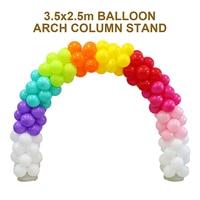 1Set DIY DIY Balloon Arch Frame Column Water Base Stand Kit Wedding Birthday Party Decor