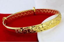 Gold And Silver Plated Color Bracelet