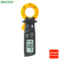 AC Leakage Current Clamp Meter 1uA Resolution MS2006B