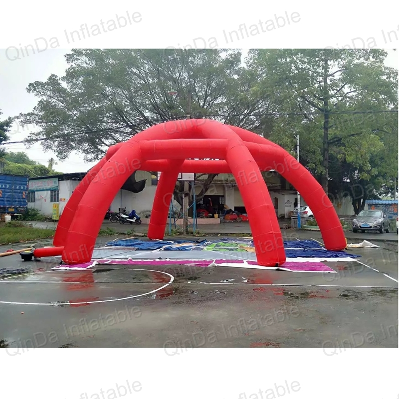 Hot sale outdoor inflatable advertising tent for event custom inflatable dome tents for wedding party booth trade show exhibition tent commercial advertising inflatable tent house for event china factory outdoor inflatable igloo tent
