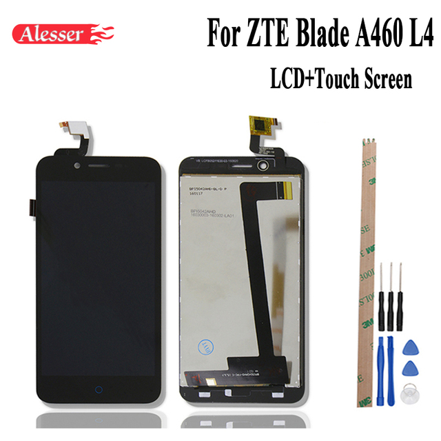 alesser for zte blade a460 l4 lcd display touch screen assembly rh aliexpress com Honda Repair Guide How Do I Fix It
