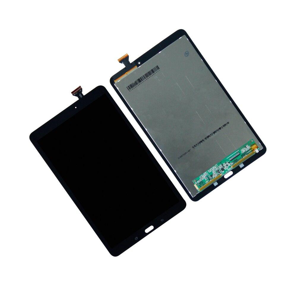 Сенсорный экран планшета ЖК-дисплей Дисплей для Samsung Galaxy Tab E 9.6 sm-t560 sm-t560nu сборки Планшеты Панель ЖК-дисплей S Combo ремонт Запчасти