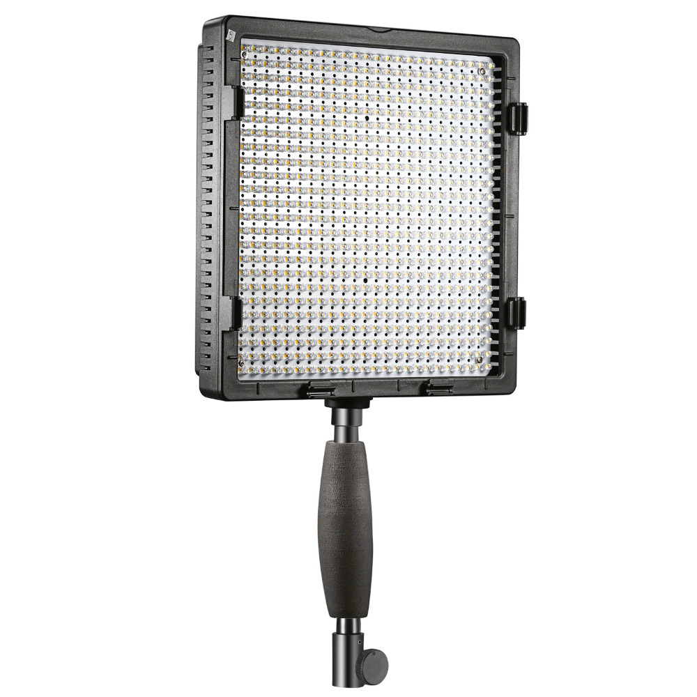 Neewer CN-576 576PCS LED Dimmable Ultra High Power Panel Digital Camera Camcorder Video Light with 3 Filters for Canon Nikon etc