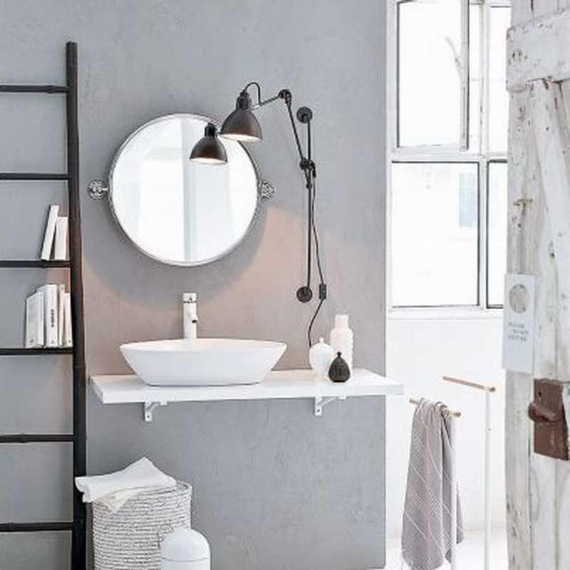 Современный черный промышленный ось кронштейна регулируемый длинный поворотный кронштейн настенный светильник led светильник 220v для дома Ванная комната, Спальня, кабинет, Кухня