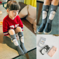 Kids Socks Spring Cotton Knee Cute Cartoon Creative Totoro Socks New Print Leg Warmer Toddler Socks 0-6 years