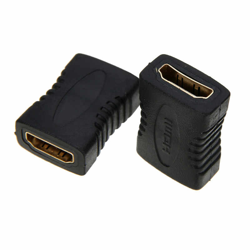 Mayitr 5pcs HDMI-Vrouw-vrouw Extender Coupler Adapter Connector F/F Fit Voor HDTV