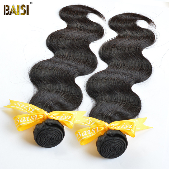 Baisi Company Brand Name Hair Wholesale Price Peruvian Hair Body