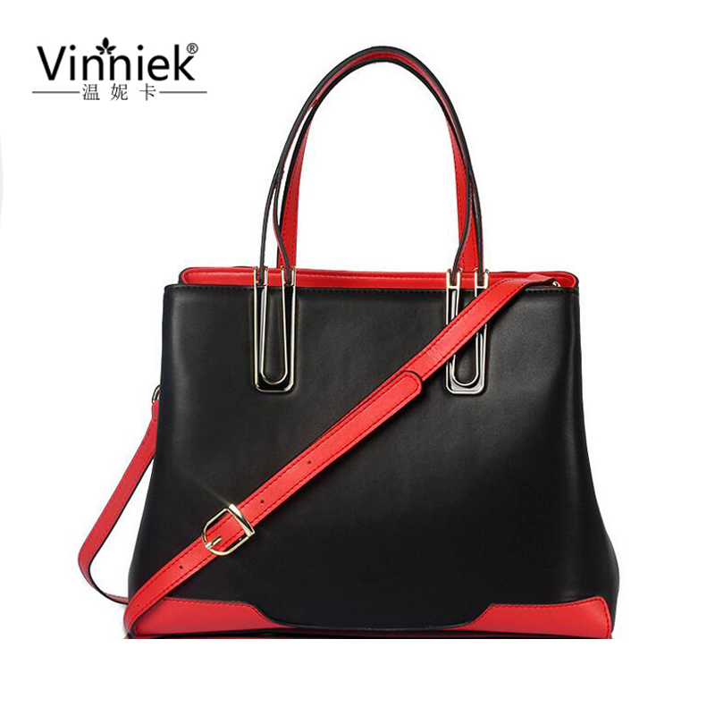 Fashion Women Bag 2017 Genuine Leather Casual Tote Shoulder Bag Handbag Women Luxury Brand Famous Vintage Large Messenger Bags women vintage composite bag genuine leather handbag luxury brand women bag casual tote bags high quality shoulder bag new c325