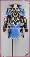 Fire Emblem Fates Leon Leo Uniform Outfit Clothes Cosplay Costume S002