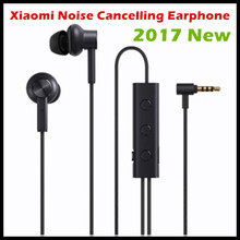 New Original Xiaomi 3.5 ANC Earphones Hybrid 3 Unit 2 Grade Noise Cancel 6 Serie Al-Alloy Braid Wire Metal Clamp L Plug Hi-