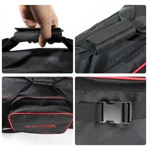 Image 5 - Godox bolsa de transporte cb 05 profissional, tripé, luz, suporte, bolsa de flash, monopé, bolsa para câmera, exterior para canon nikon sony