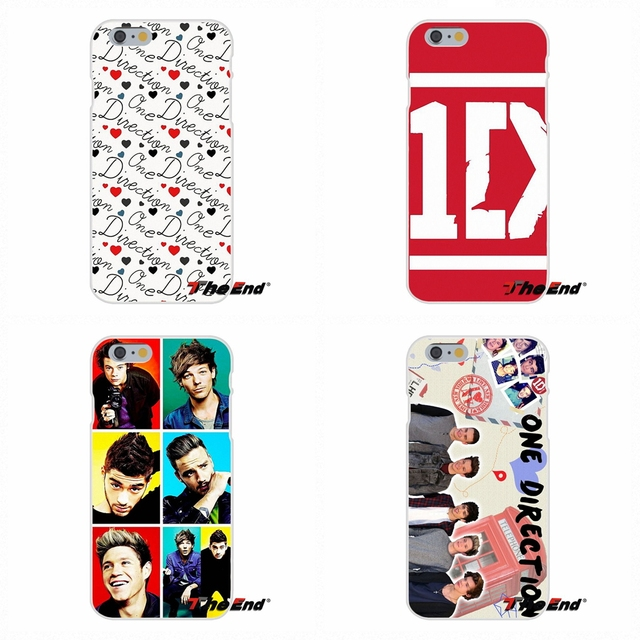 End of the Day One Direction Poster Case Silicone Cover For iPhone X 4 4S 5 5S 5C SE 6 6S 7 8 Plus Galaxy Grand Core Prime Alpha