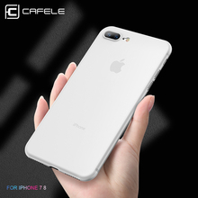 NEW CAFELE original Luxury Case For iphone 6 cases Plating TPU silicone soft Business style phone cover plus case