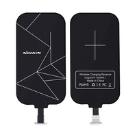 Universal Qi Wireless Charger Receiver Charging Adapter Receptor Receiver Bag Coil Iphone 5 5s 6 6s