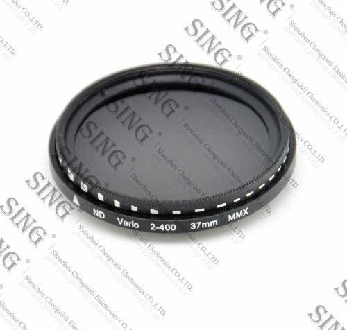 37 46 49 52 55 58 62 67 72 77mm Gamma Regolabile Densità Neutra ND Filter Variabile ND2 a ND400
