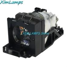 Reemplazo proyector módulo de la lámpara con la vivienda para TOSHIBA TLPLV2 TLP-T60 TLP-T60M TLP-T61M TLP-T70 TLP-T70M TLP-T71 TLP-T71M