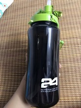 2000ml Oversized Water Bottle Fashion Frozem Portable Space Cup Herbalife Nutrition Custom Shaker Bottle 2L 64oz