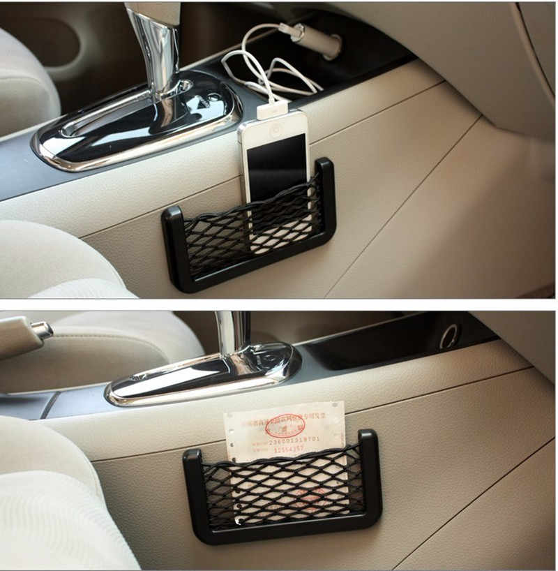 Baru Styling Mobil Mobil penyimpanan dan penyimpanan jaringan UNTUK Opel Mokka astra h corsa d g insignia vectra zafira b Aksesoris Mobil