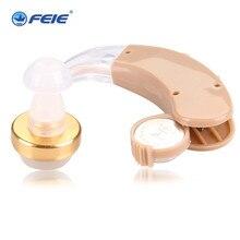Audifono Ear Care Behind Ear Listening Device Headphone for Deafness Pe