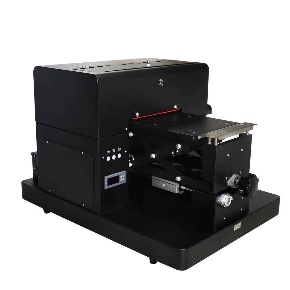 Multifunctional A4 size flatbed printer machine for print CD /DVD - Office Electronics - Photo 2