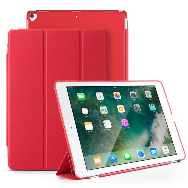 Red Ipad pro cover 5c649ed9e3d0a