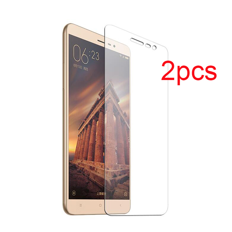 2Pcs/lot 9H Glass For Xiaomi Redmi Note3 Screen Protector Full Cover Tempered Glass For Xiaomi Note 3 Pro Prime Protective Film