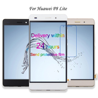 LCD Display Touch Screen For Huawei P8 Lite ALE L04 L21 Mobile Phone Lcds Digitizer Assembly