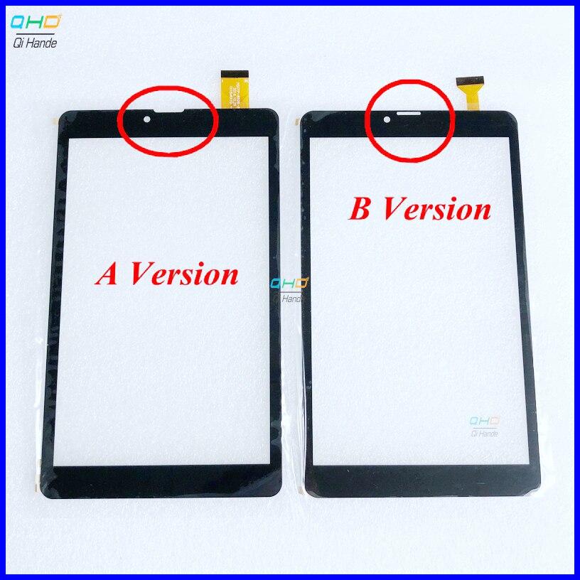 Nouveau numériseur d'écran tactile pour 8 ''pouces Prestigio Muze PMT3708 3G PMT3708D tablette tactile panneau capteur pièces de rechange