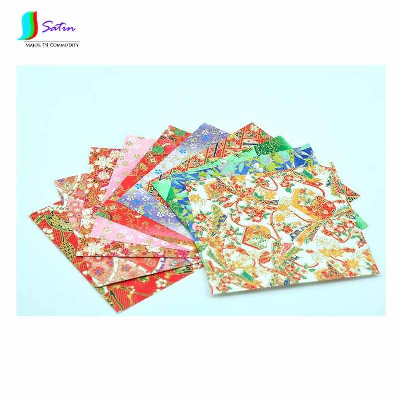 Mixed Muster Japanischen Papier/DIY Büttenpapier. Origami Papier ...