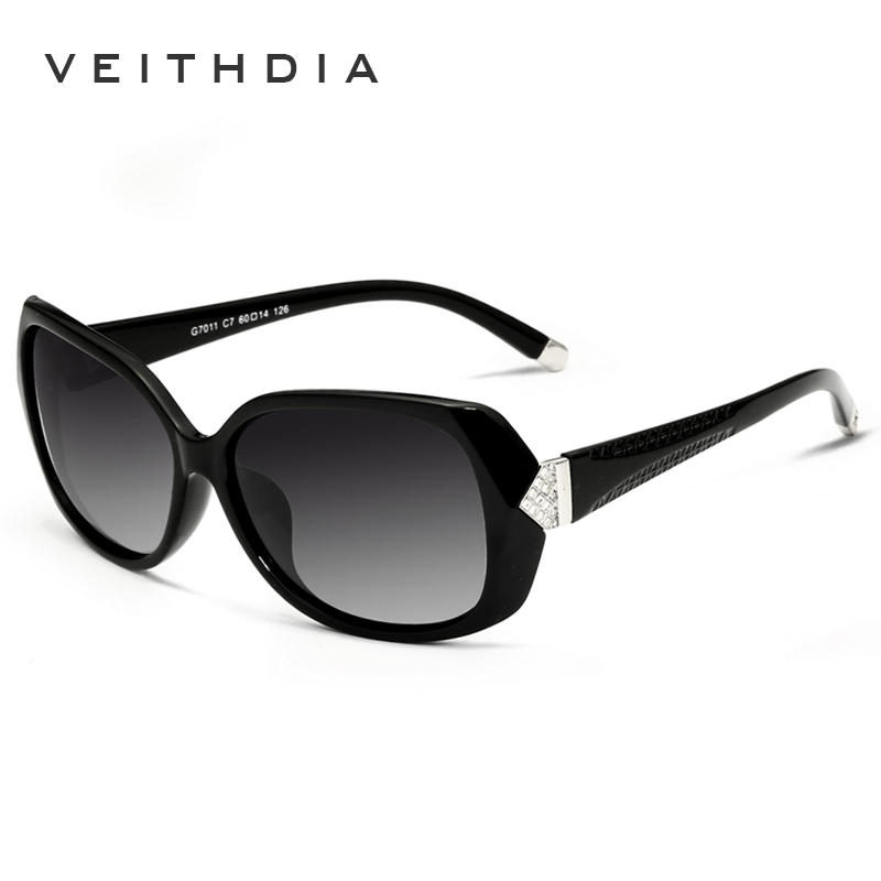 5e52722667 Lentes polarizados Retro TR90 Vintage gafas de sol polarizadas tallado  diamante damas de mujer de diseñador gafas de sol gafas accesorios 7011 en  Gafas de ...